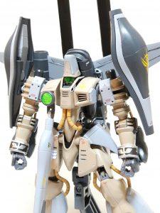 ガザC改造です。陸戦型ガザC