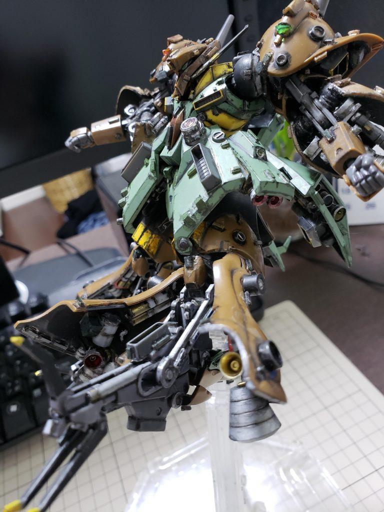 RX-110 ガブスレイ アピールショット3