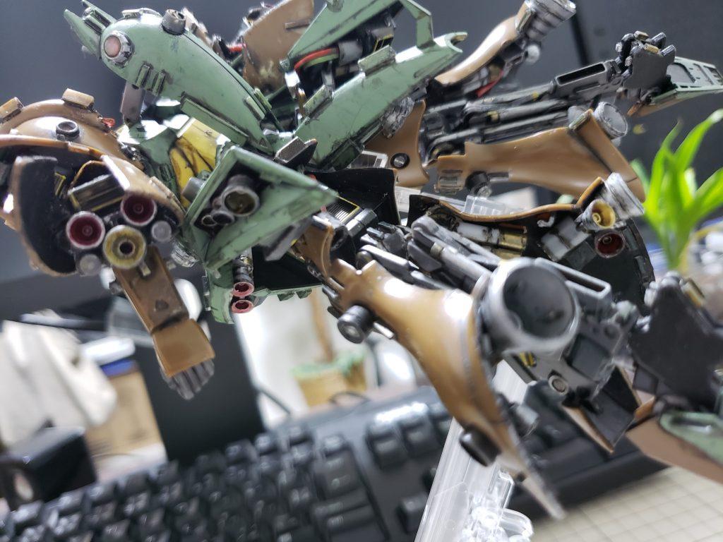 RX-110 ガブスレイ アピールショット2