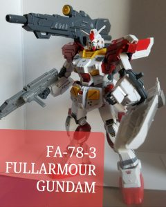 FA-78-3 FULLARMOUR GUNDAM 7TH.R