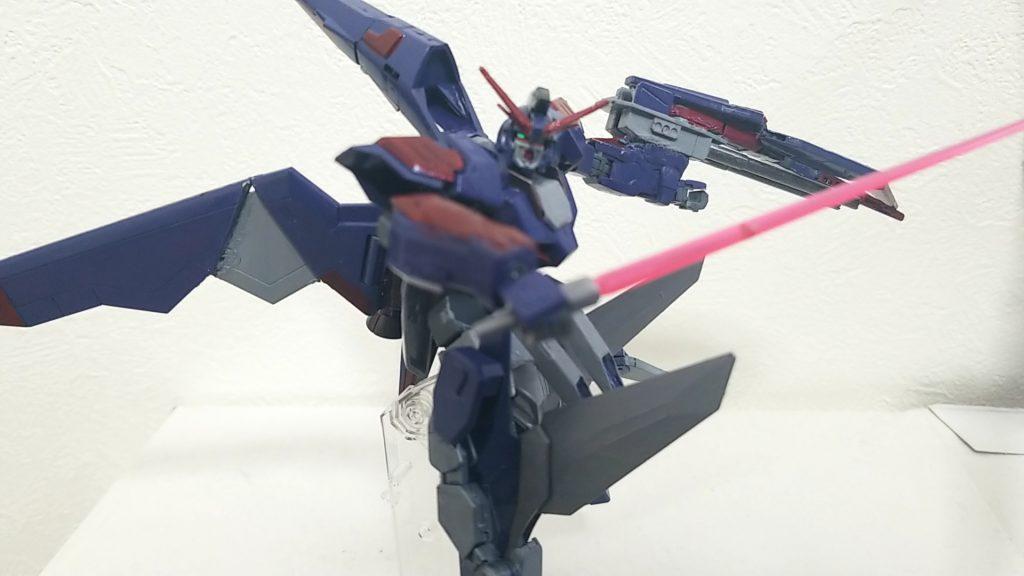 レイダーガンダムF-2 アピールショット3