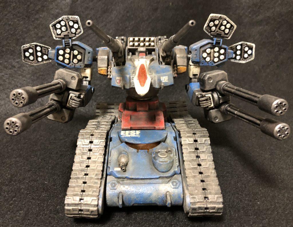 Gタンク MAD-E 制作工程4