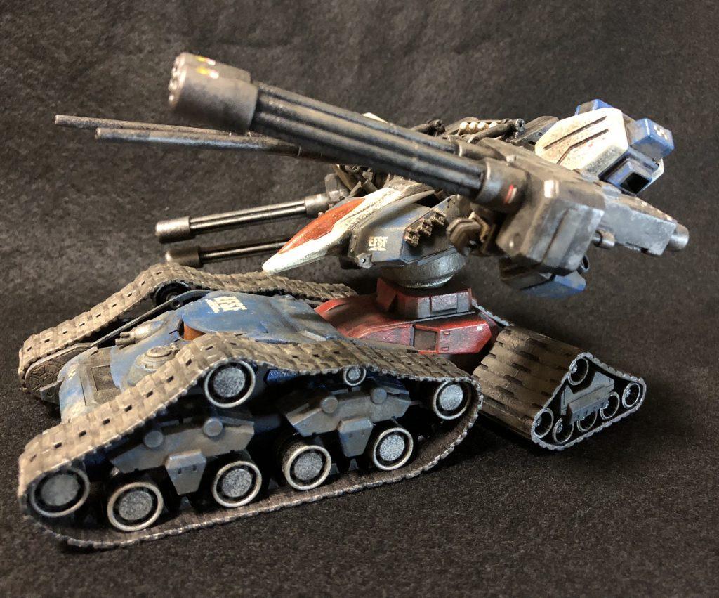 Gタンク MAD-E 制作工程1