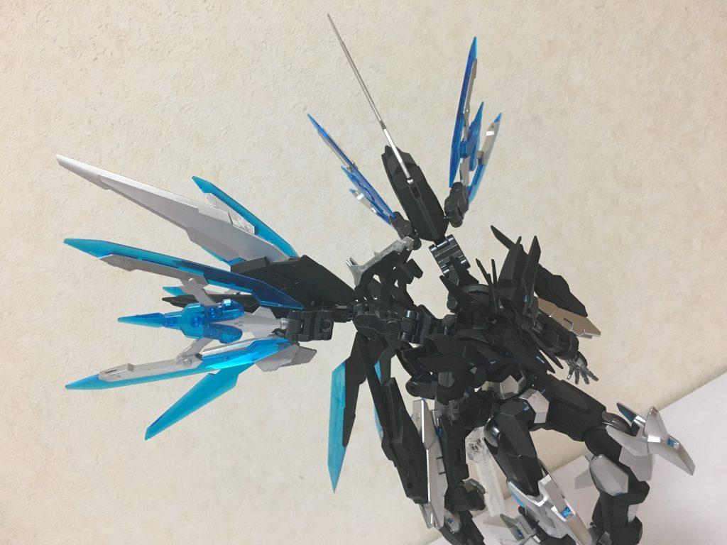 GNtypeΩ-0000 ガンダムネージュ アピールショット8
