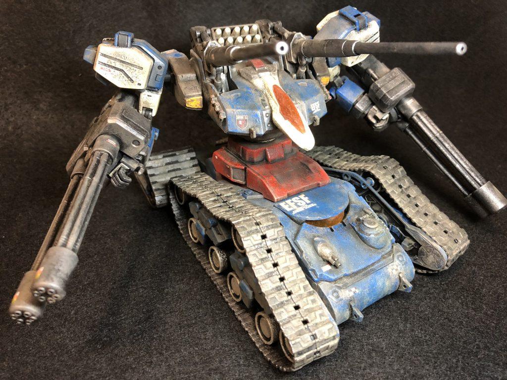 Gタンク MAD-E アピールショット1