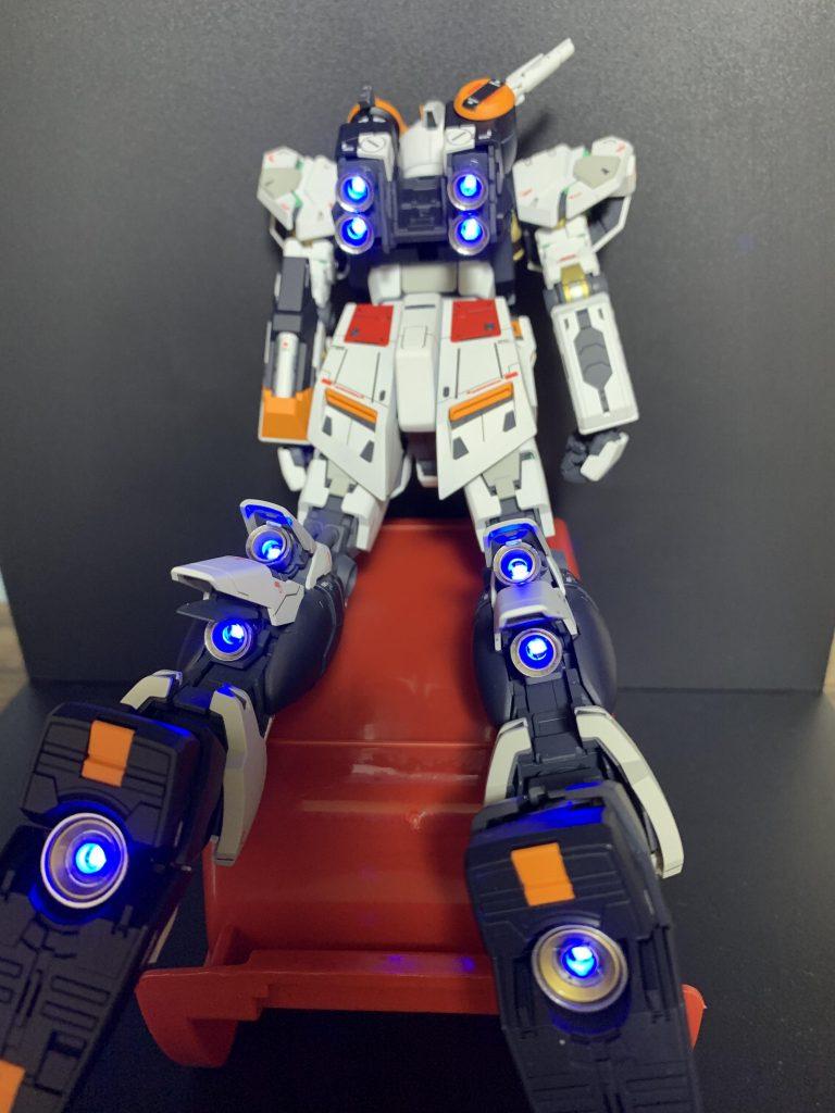MG νガンダムVer.Ka アピールショット6