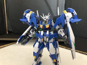 GN-0000DVR/Sb ガンダムダブルオースバル