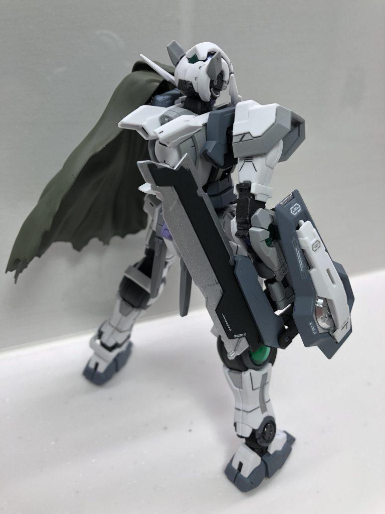RG 特務隊所属ガンダムエクシアリペア アピールショット3