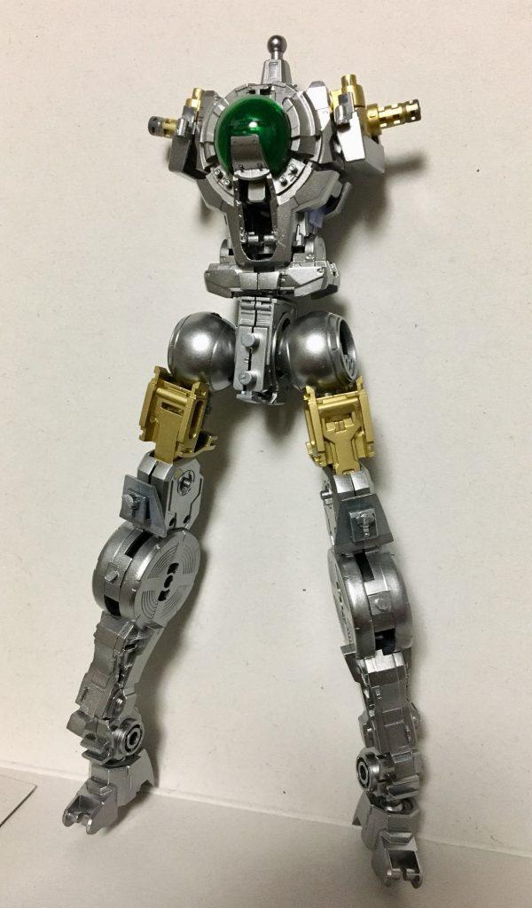 ガンダム アストレア Type-F 制作工程7