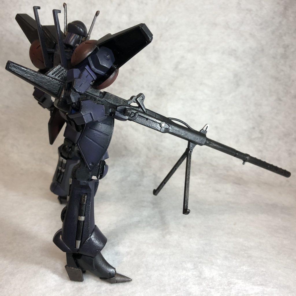 黒騎士 アピールショット1