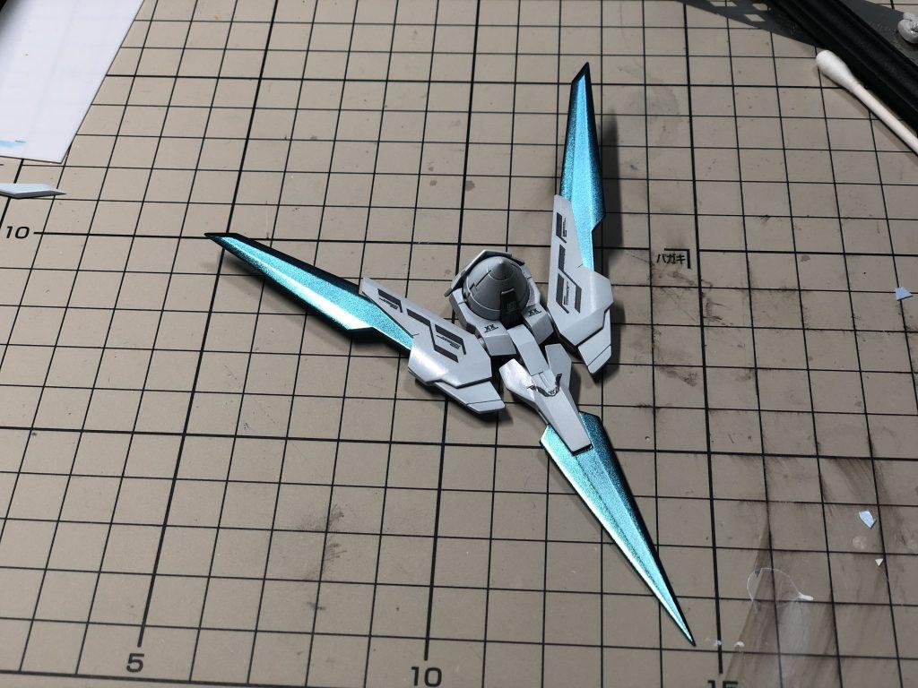 Transient Gundam 制作工程4