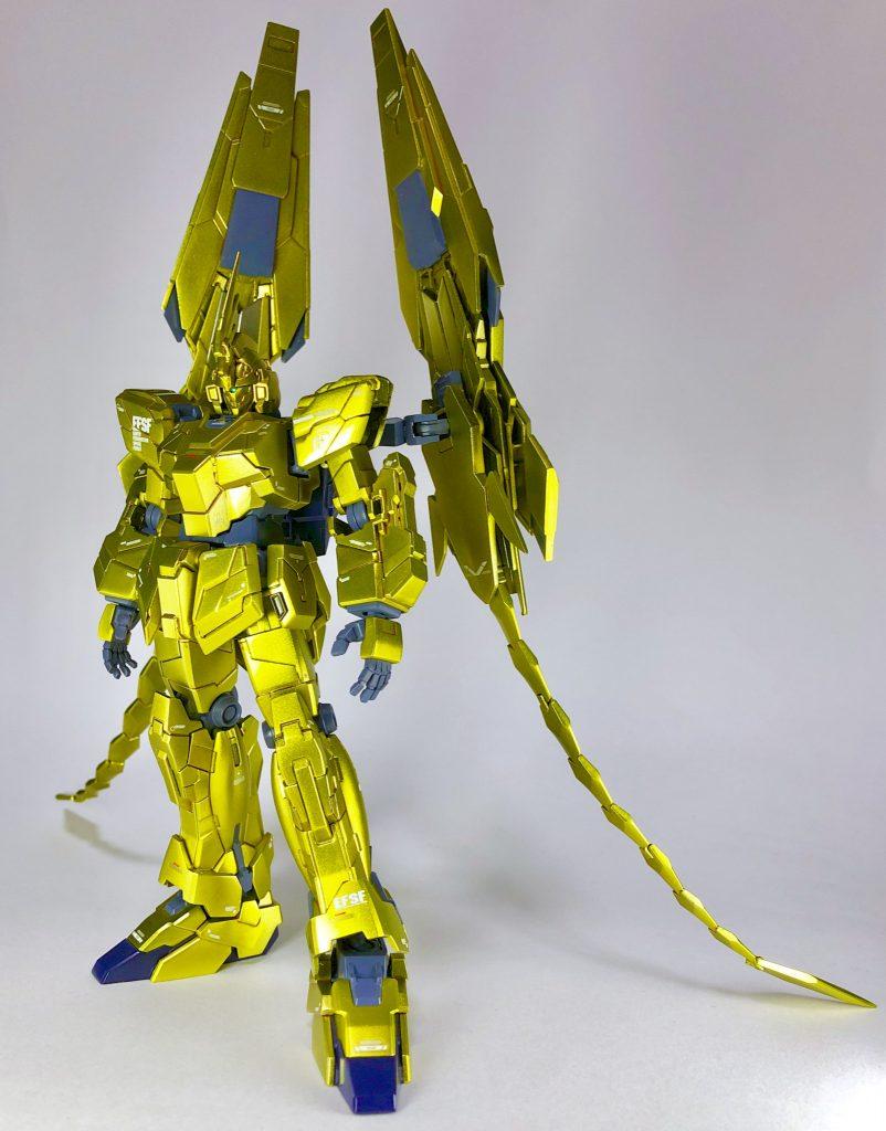 ユニコーンガンダム3号機 フェネクス[ユニコーンモード]