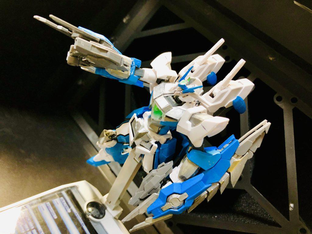 リバーシブルガンダム Prototype.Blue