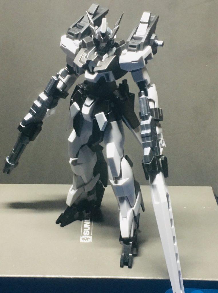 ガンダムAGE-2 ダークLD アピールショット5