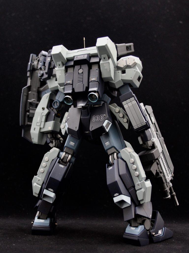 RGM-96X JESTA CANNON アピールショット3
