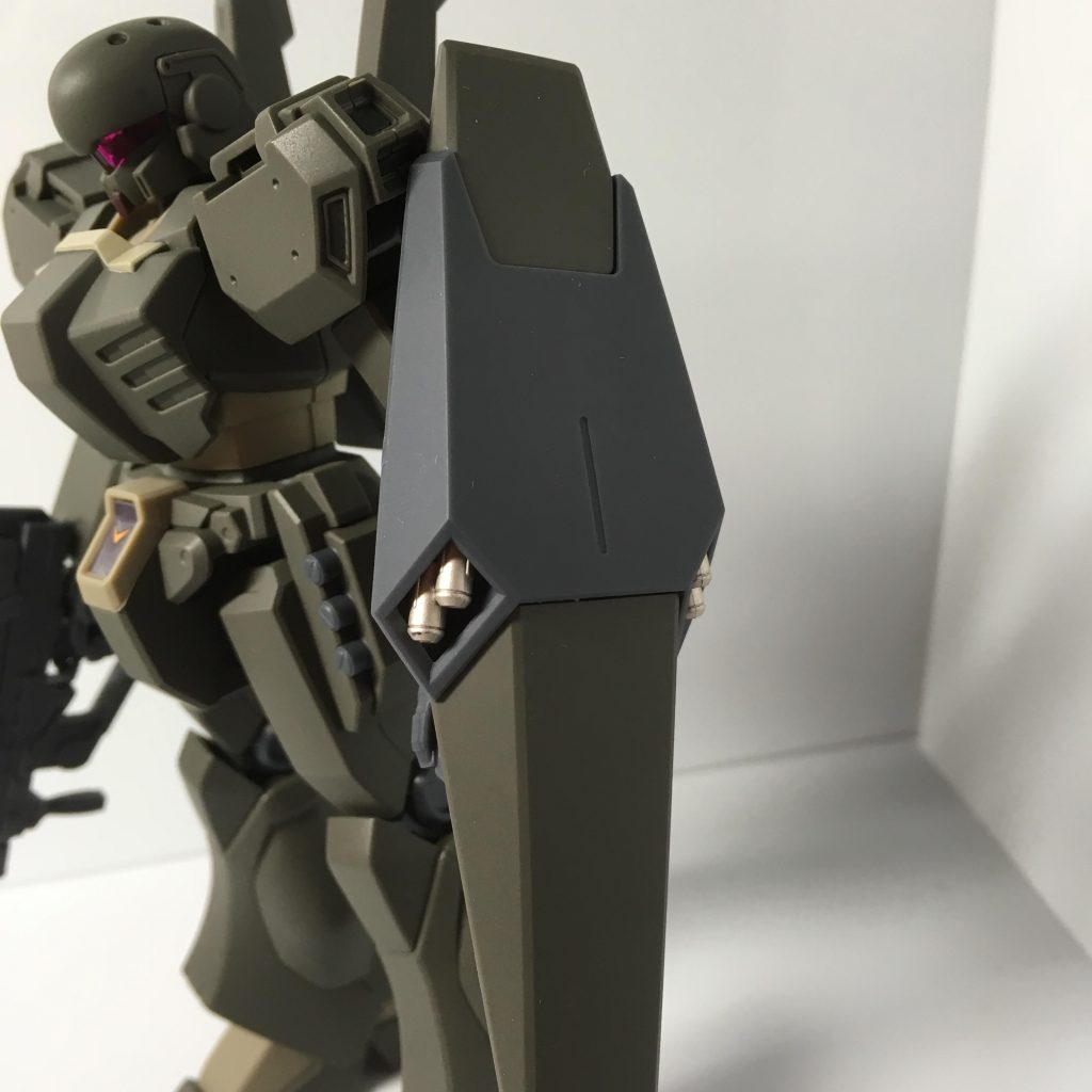 ジェガンD型(護衛隊仕様) アピールショット3