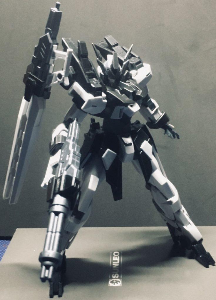 ガンダムAGE-2 ダークLD アピールショット4