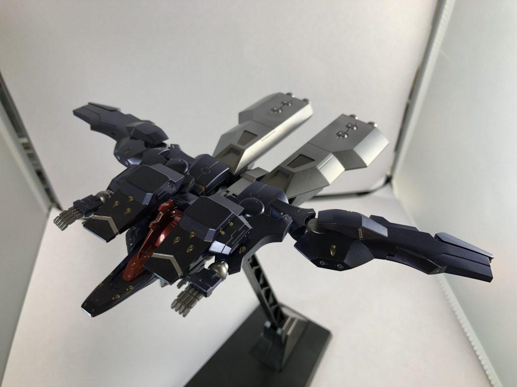 エルフ・ブルック(マスク専用機) アピールショット5
