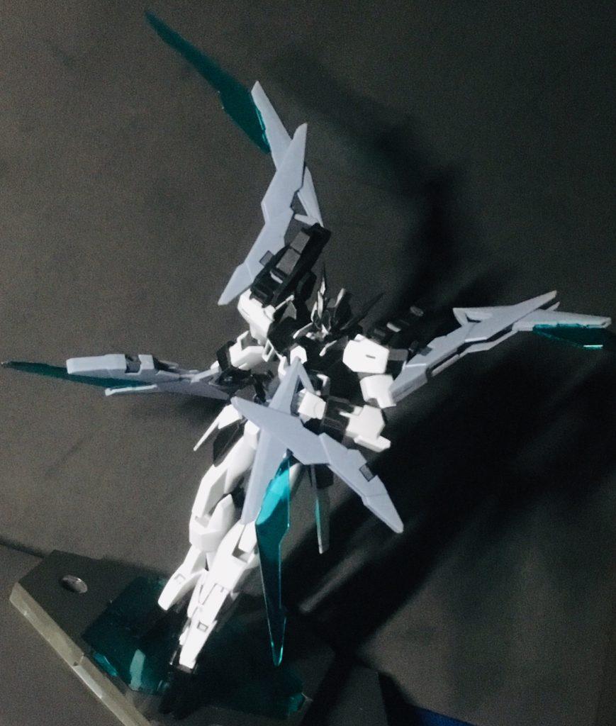 ガンダムAGE-2 ダークLD アピールショット6