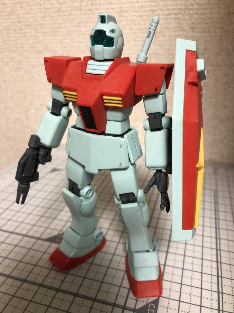 HGUC 1/144 RGM-79 ジム(ガンプラ製作1号機) 制作工程1