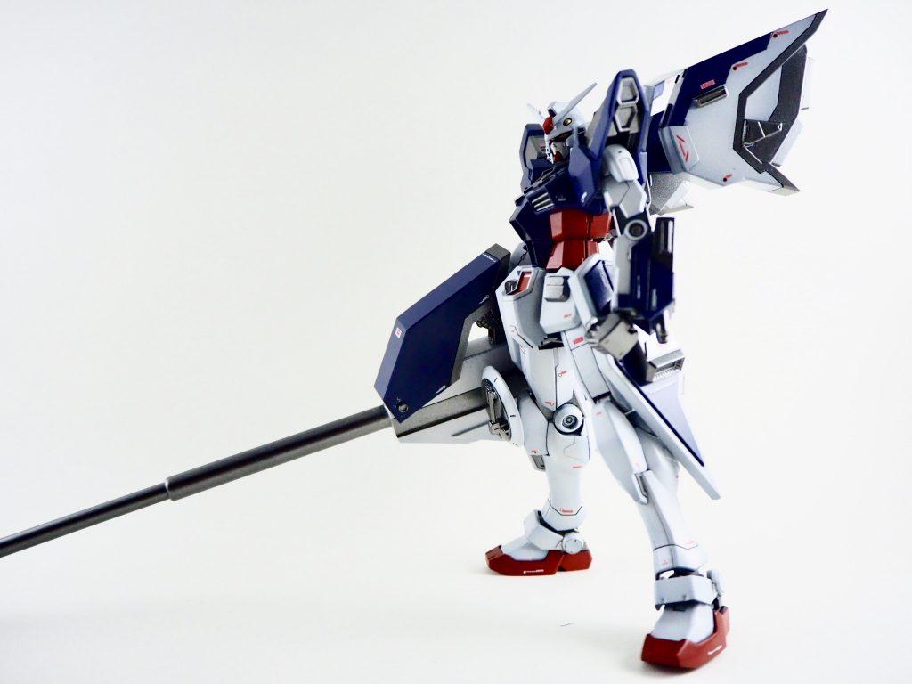 RX-78N-2 Nexus 制作工程6