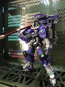 戦国アストレイ 〝紫雷〟シライ