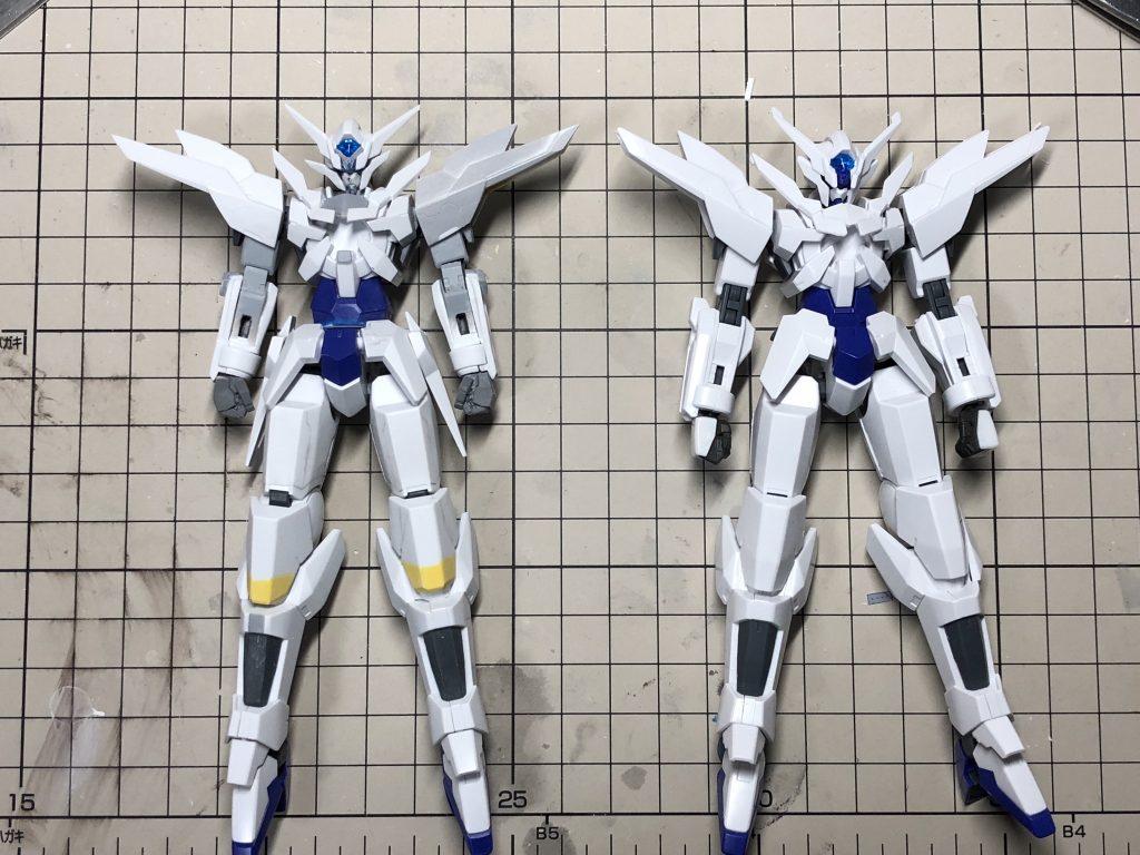 Transient Gundam 制作工程3