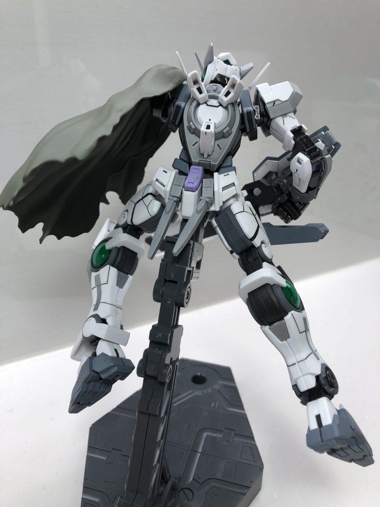 RG 特務隊所属ガンダムエクシアリペア アピールショット7