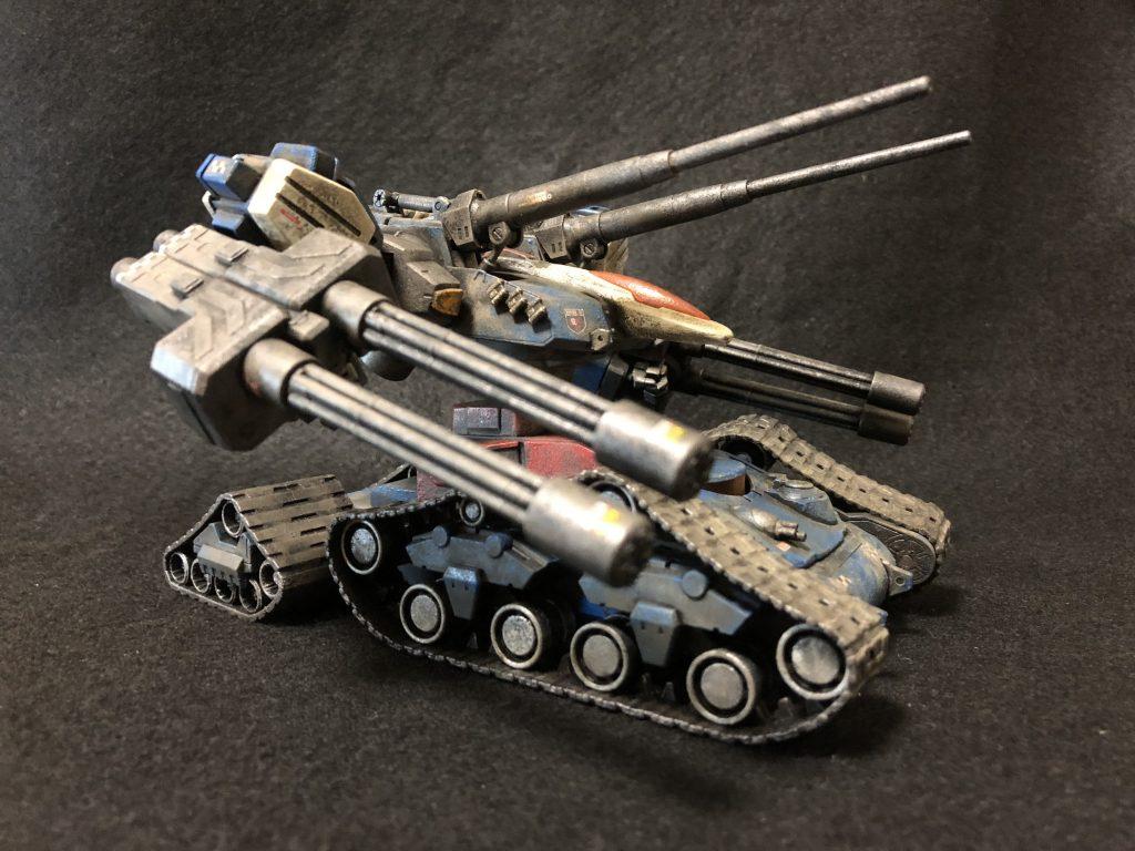 Gタンク MAD-E 制作工程2