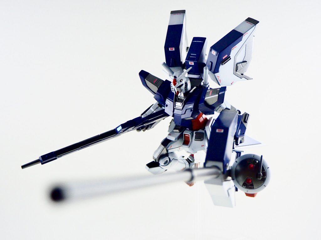RX-78N-2 Nexus 制作工程7