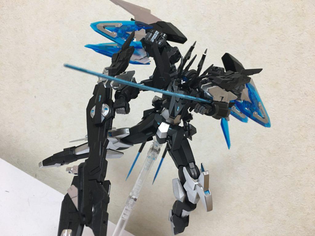 GNtypeΩ-0000 ガンダムネージュ アピールショット6