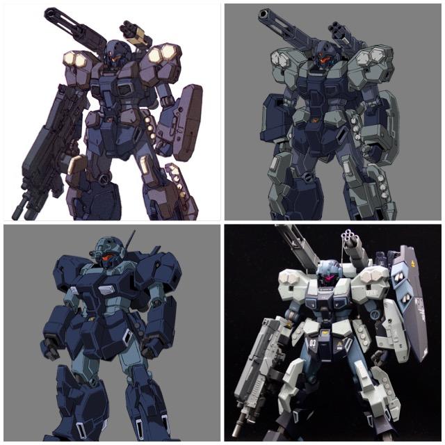 RGM-96X JESTA CANNON アピールショット8
