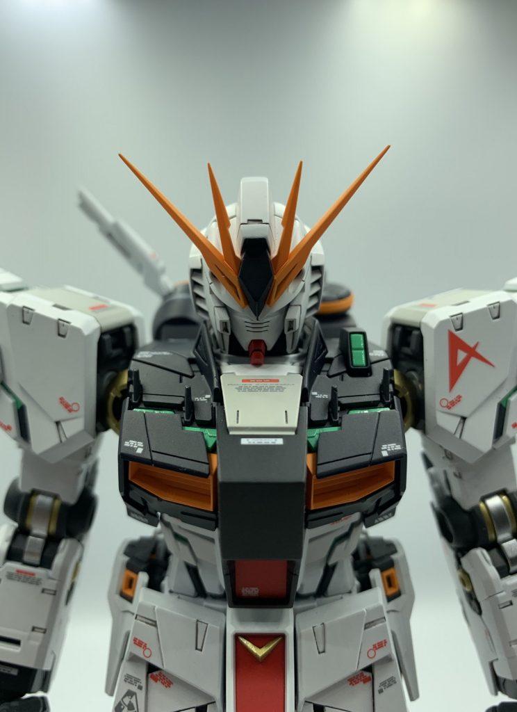 MG νガンダムVer.Ka アピールショット3