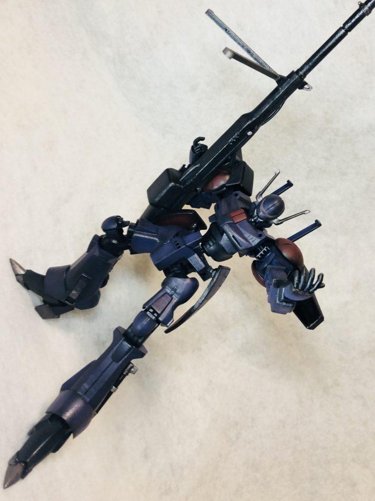 黒騎士 アピールショット4