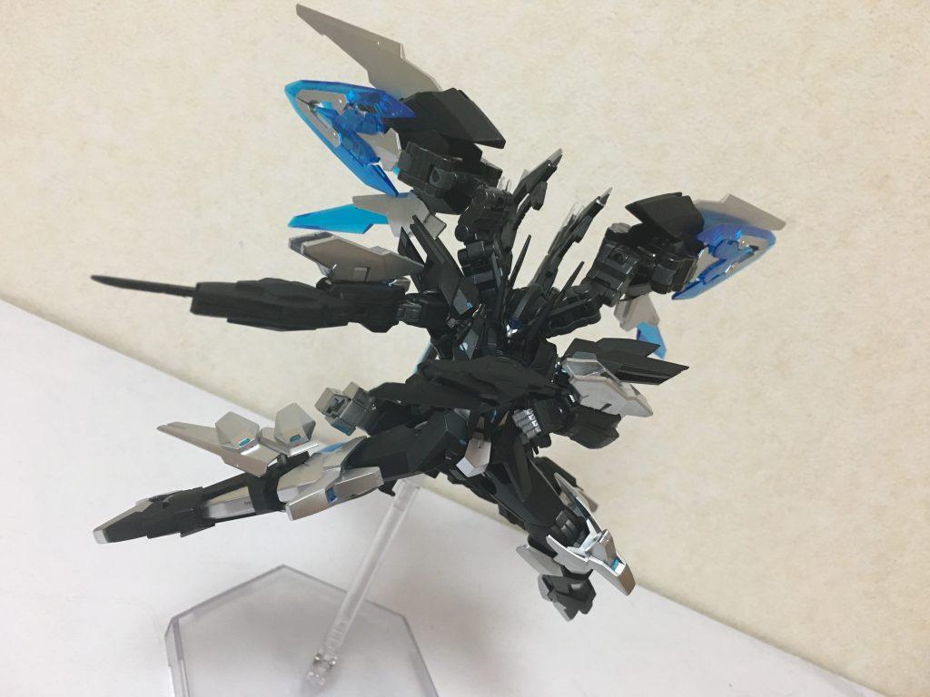 GNtypeΩ-0000 ガンダムネージュ アピールショット5
