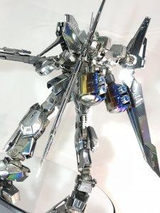百式壊・メッキペイント(エアーブラシ