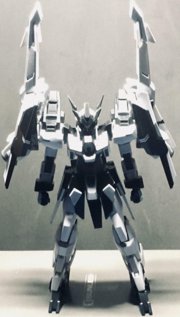 ガンダムAGE-2 ダークLD アピールショット3