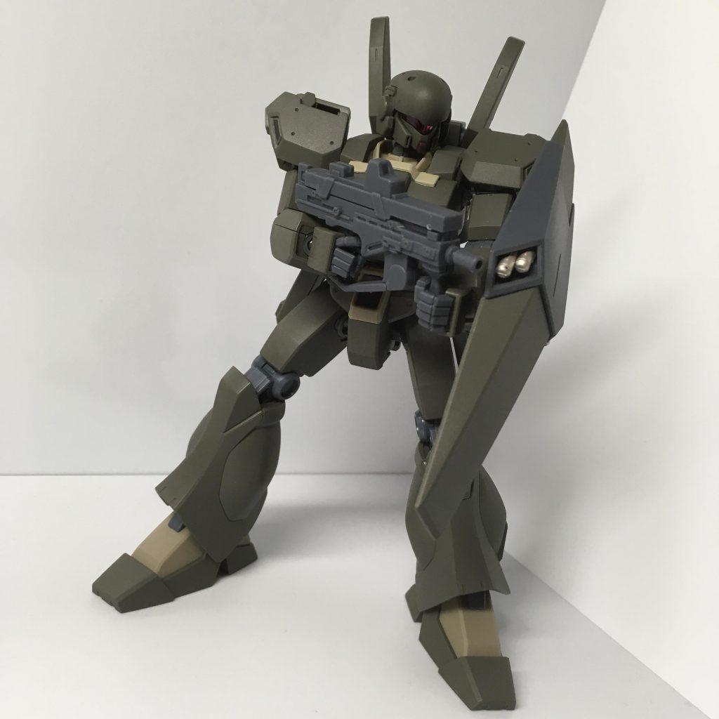 ジェガンD型(護衛隊仕様) アピールショット4