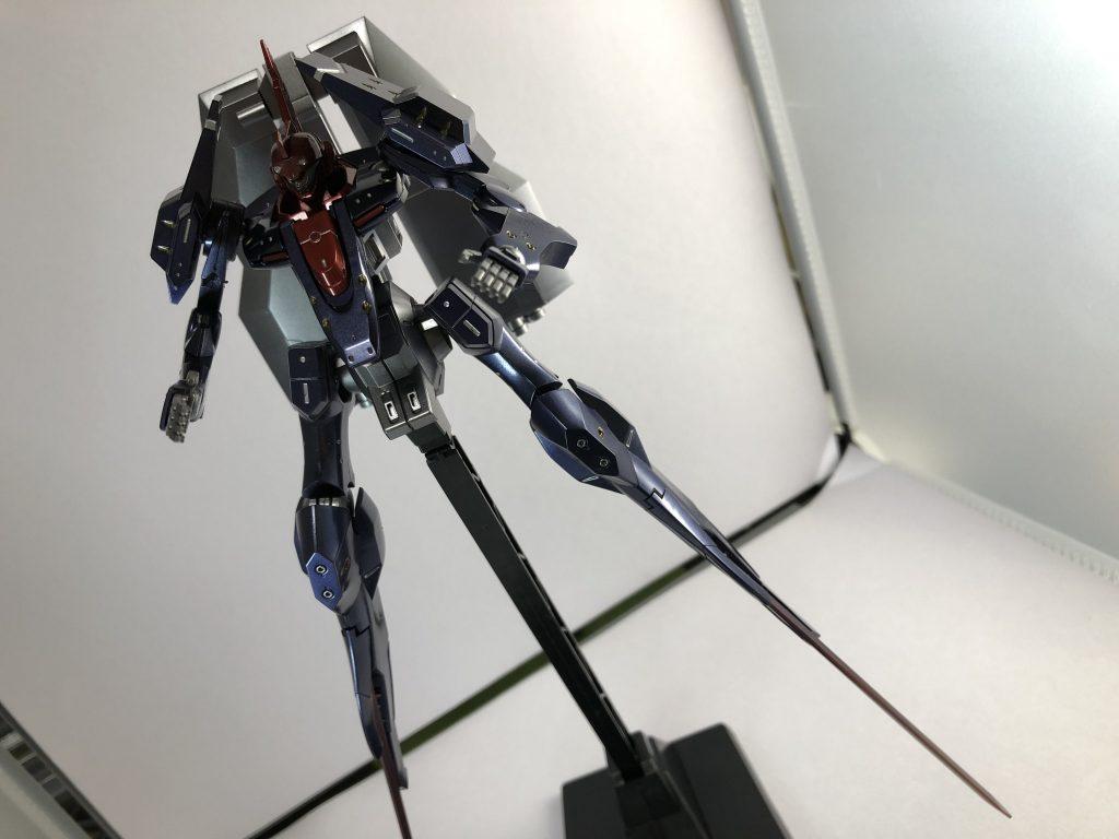 エルフ・ブルック(マスク専用機) アピールショット3