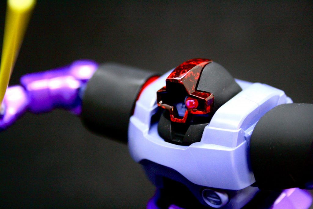 MS-09 ドム アピールショット3