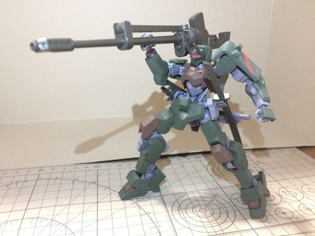獅電・傭兵仕様 アピールショット5