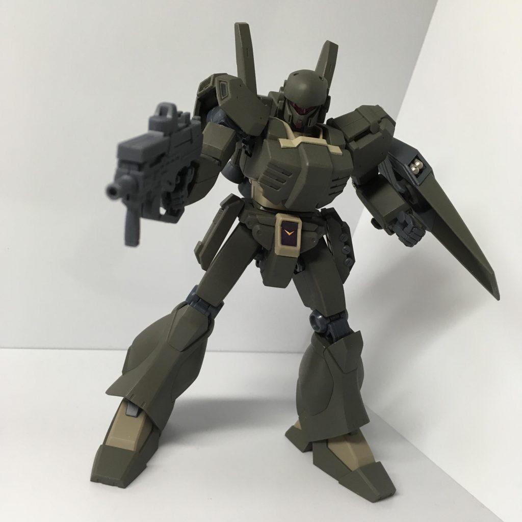 ジェガンD型(護衛隊仕様) アピールショット5