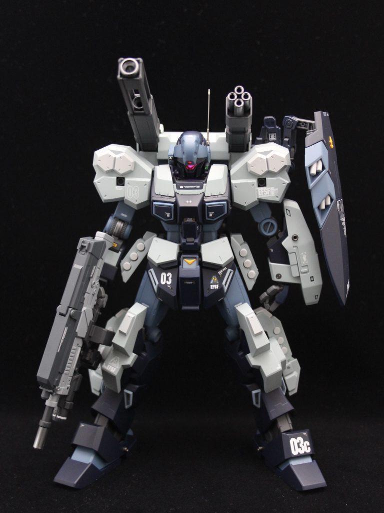 RGM-96X JESTA CANNON アピールショット1