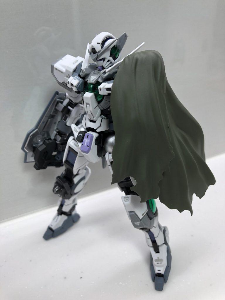RG 特務隊所属ガンダムエクシアリペア アピールショット1