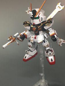 クロスシルエット クロスボーンガンダムX-1