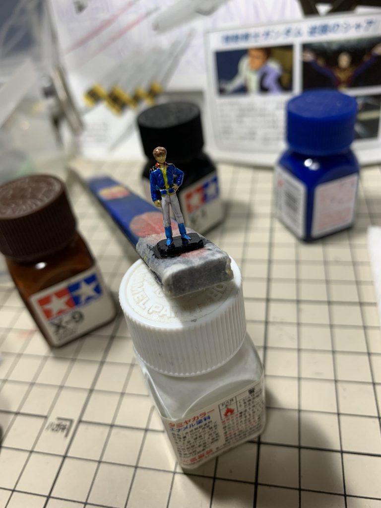 MG νガンダムVer.Ka 制作工程8