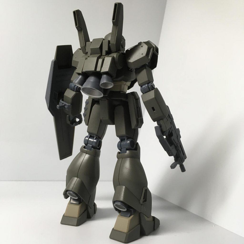 ジェガンD型(護衛隊仕様) アピールショット2