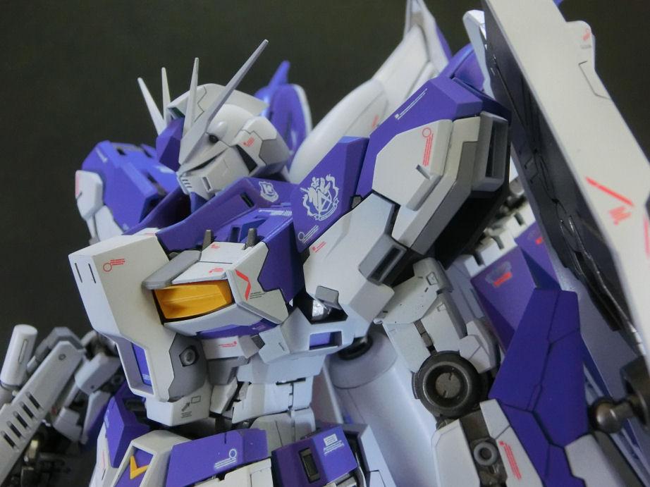 MGHi-νガンダム HWS アピールショット2