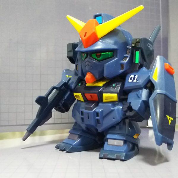 RX-178 ガンダムMk-II (ティターンズ仕様)