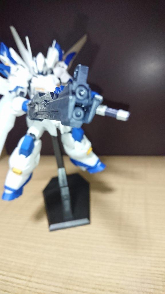 白銀の堕天使 鉄血風 アピールショット4